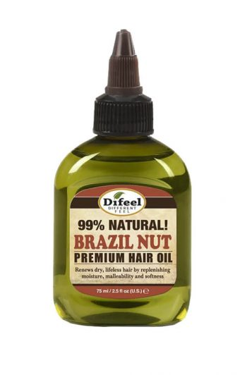 Difeel Natural Brazil Nut Hair Oil