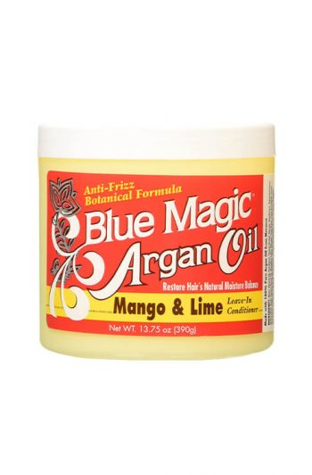 Blue Magic Mango and Lime Argan Oil Leave-In Conditioner 13.75 oz