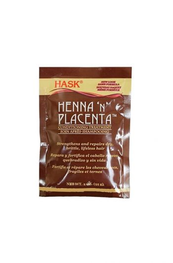 Henna N' Placenta Packet Treatment