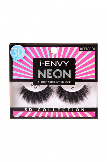 Kiss i-Envy Neon 3D Collection KPEICE01 Packaging Front