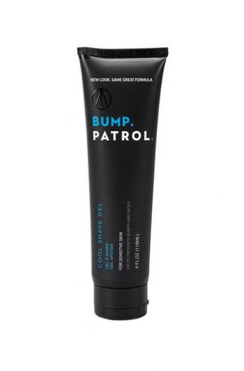M&M Products Company Bump Patrol Cool Shave Gel 4OZ