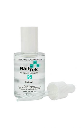 Nail Tek Nail Program Extend Professional Polish Thinner .5OZ