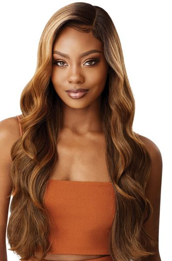 Outre ColorBomb Kimani Amber Blonde Front