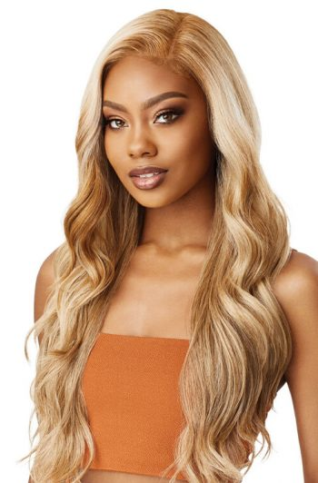 Outre ColorBomb Kimani Buttery Blonde Front