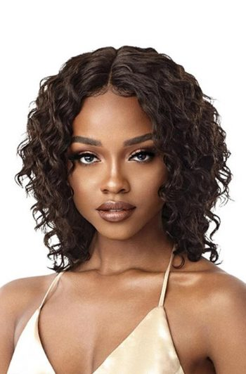 Outre MyTresses Gold Label Natural Curly Deep Front