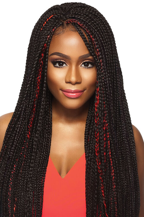 Outre X-Pression Pre-Stretched Ultra Braiding Hair