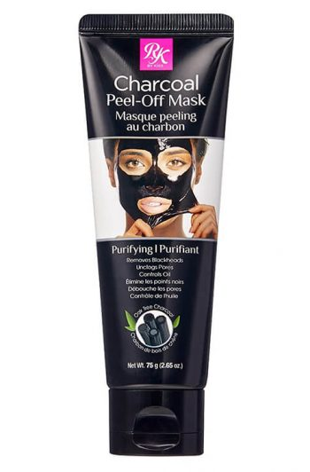 Ruby Kisses Charcoal Peel Off Mask Bottle