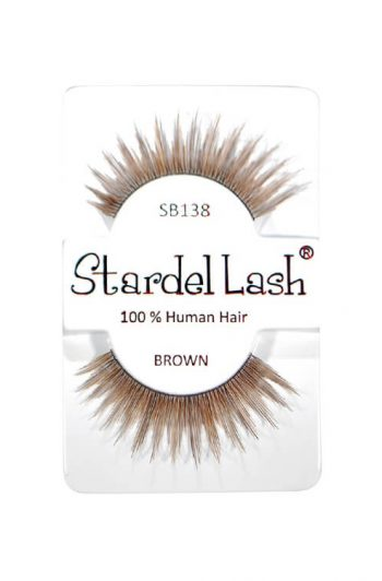 Stardel Lashes Brown SB138 Tray