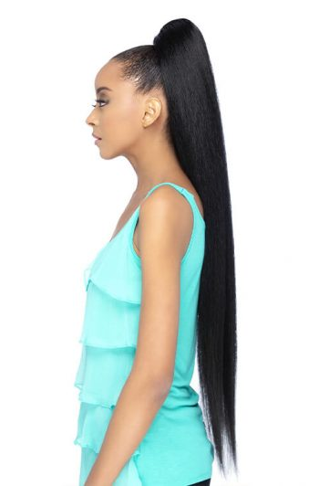 "Vivica A Fox HPB-Scarlett 36"" Sassy and Classy Pocketbun Extension Blended Ponytail Side"