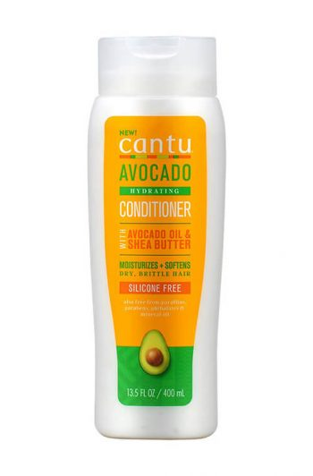 Cantu Avocado Oil and Shea Butter Hydrating Conditioner 13.5 oz
