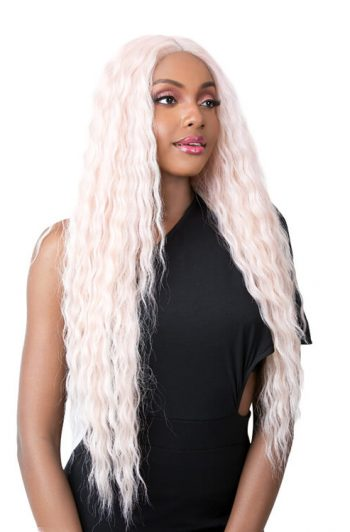 It's A Wig Cascade Model Rose Front