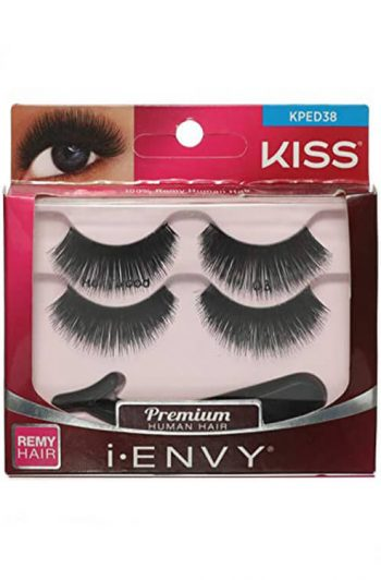 Kiss i-Envy Hollywood Double Pack KPED38 Packaging Front