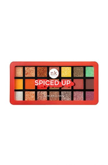 Nicka K New York 21 Color Eyeshadow Palette Spiced Up