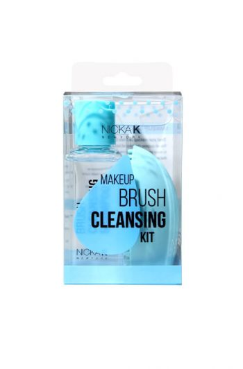 Nicka K New York Makeup Brush Cleansing Kit