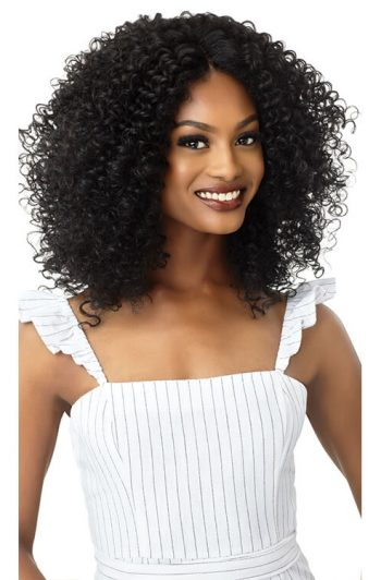 Outre Big Beautiful Hair 3B Rhythm Ringlets Front