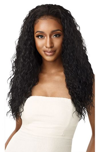 Outre Quick Weave Beach Curl 24 Front