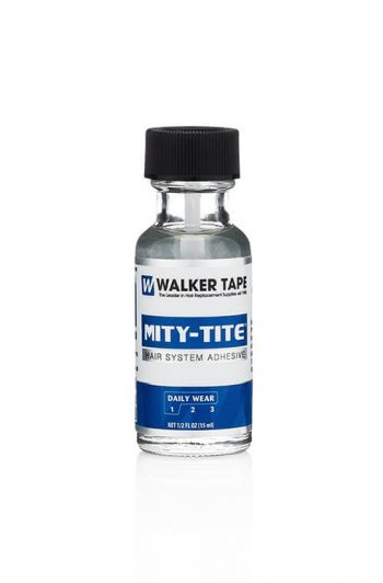 Walker Tape Mity-Tite Hair System Adhesive 0.5 oz