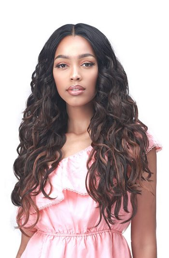 Bobbie Boss Soft Wave Series MLF572 Eloise Boss Lace Front Synthetic Wig Front