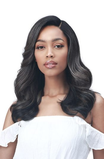 Bobbi Boss Soft Wave Series MLF573 Raela Boss Lace Front Synthetic Wig Front