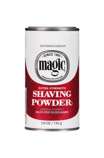 Magic Extra Strength Razorless Shaving Powder 5 oz
