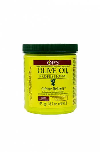 ORS Olive Oil Professional No-Base Creme Relaxer Normal 18.7 OZ