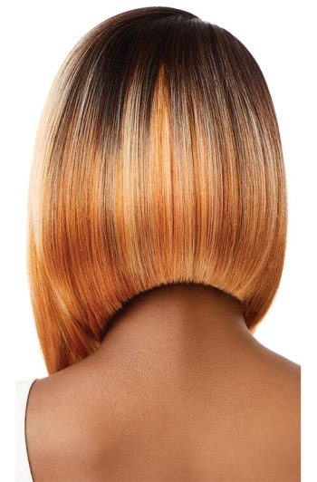 Outre Melted Hairline Zandra Golden Coral Back