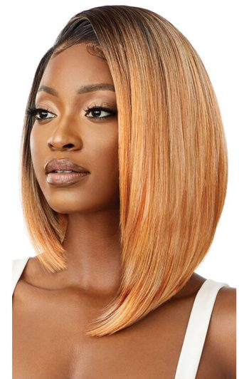Outre Melted Hairline Zandra Golden Coral Side