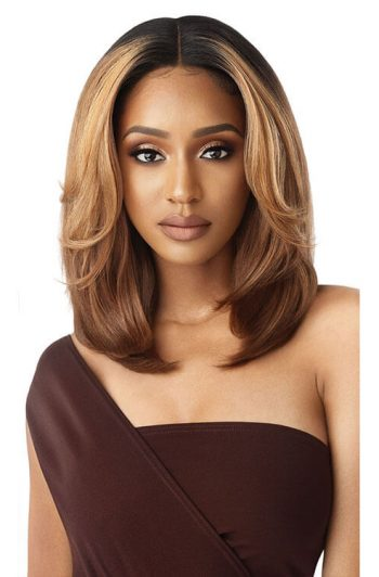 Outre Soft & Natural Neesha201 Wig Model Front