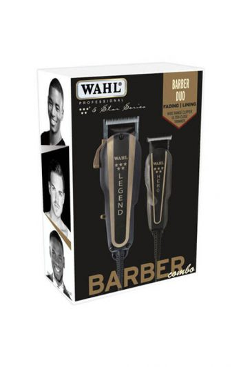 Wahl Barber Combo Packaging