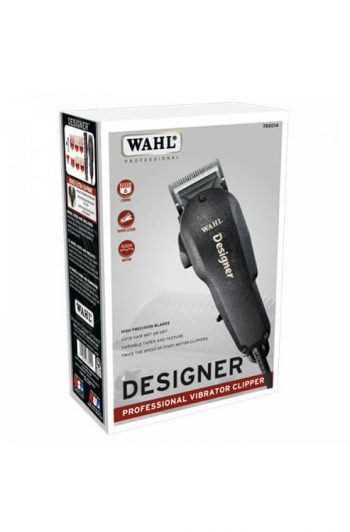 Wahl Designer Clippers Packaging