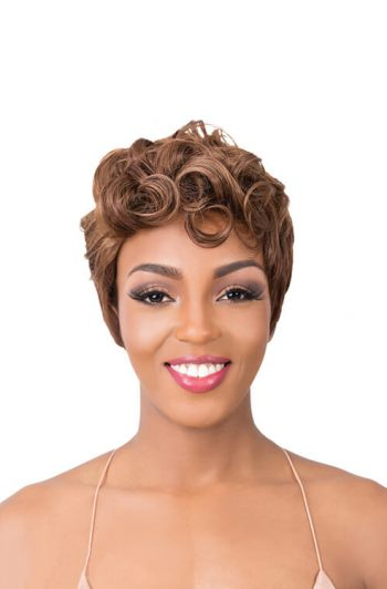 It's A Wig Modern Synthetic Regular Wig Front 1