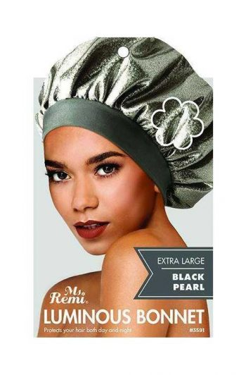 Annie Ms. Remi Luminous Bonnet Black Pearl