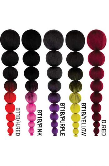 Fashion Source Bubbly Ponytail Color Chart 3