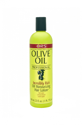 ORS Olive Oil Professional Incredibly Rich Oil Moisturizing Hair Lotion 23 oz