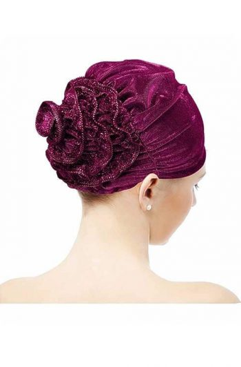 Beauty Town Thick & Shiny Cap Burgundy
