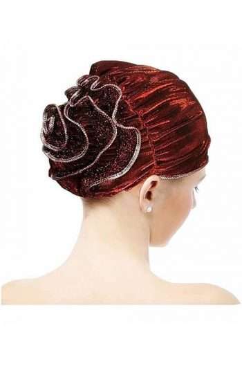 Beauty Town Thick & Shiny Cap Red