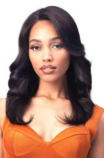 Bobbi Boss MHLF542 Talia Wig Model Front