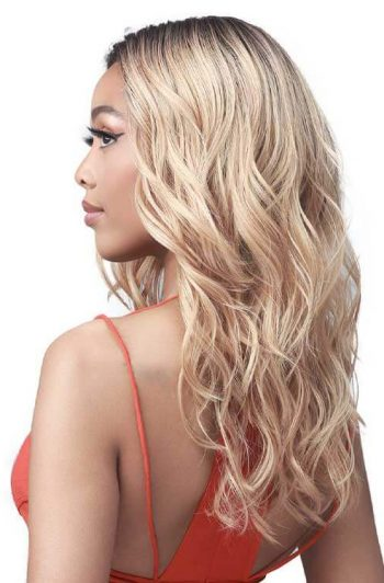 Bobbi Boss MLF569 Addison Wig Model Side