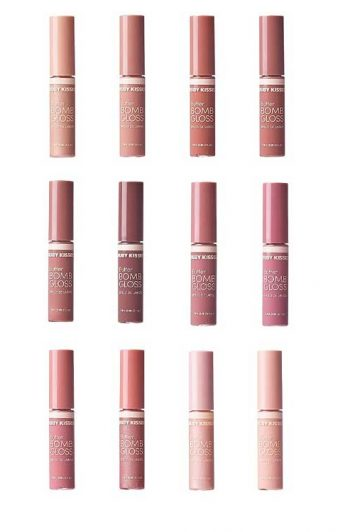 Ruby Kisses Butter Bomb Gloss RBL Collection Cover Photo