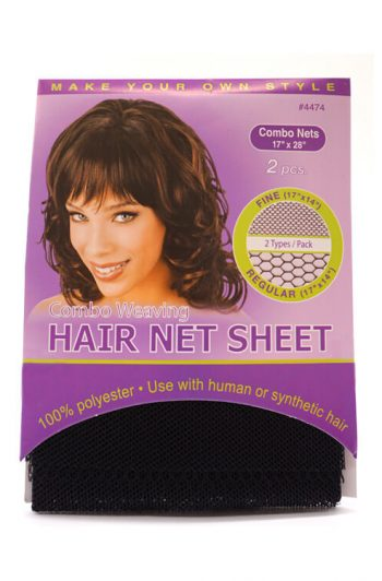 Annie Ms. Remi Combo Weaving Hair Net Sheet #4474