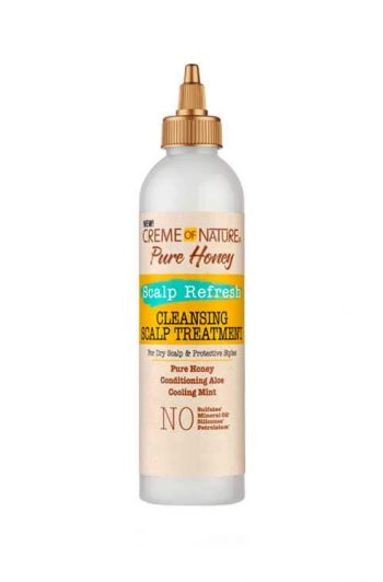 Creme of Nature Scalp Refresh Cleansing Treatment