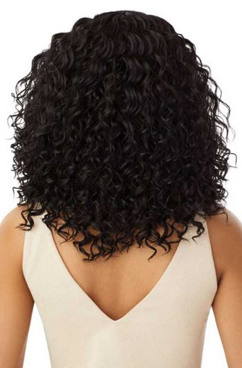 Outre Shireen Wig Model Back