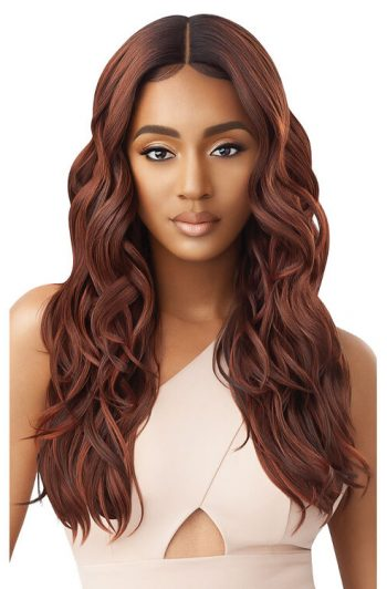 Outre Georgette Wig Model Front