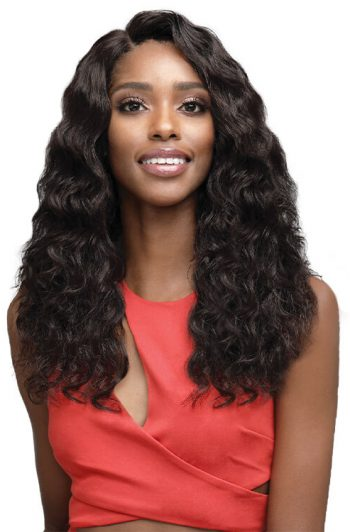 Bobbi Boss MHLF904 Kimora 100% Unprocessed Virgin Remy Lace Front Wig Front