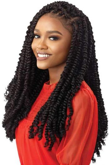 Outre X-Pression Water Wave Fro Model Twists Side
