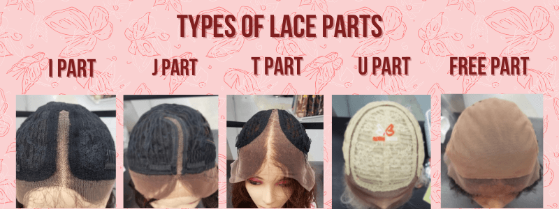Types of Lace Parts