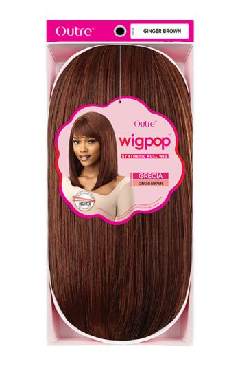 Outre Wigpop Grecia Wig Model Packaging